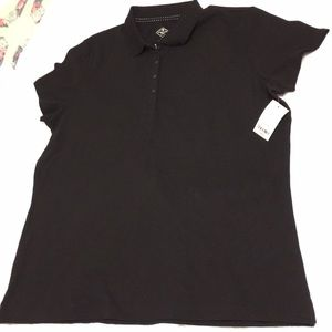 Saint Johns Bay Ladies Polo NWT